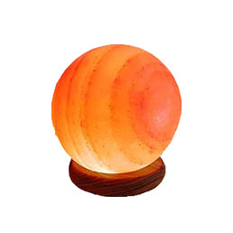 Himalayan Salt Lamps Genuine : Himalayan Salt Globe Lamp - Wholesale Himalayan Salt Lamps Genuine Salt Lamps