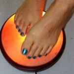 foot detox lamp