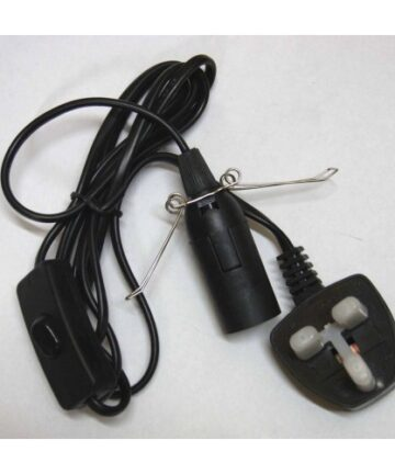 salt lamp cable